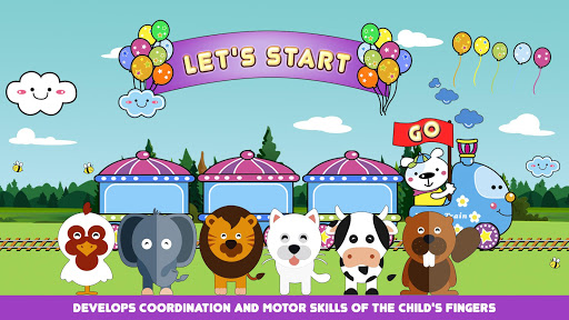 Image of Train - educational game for children, kids & baby 2.2.5 1