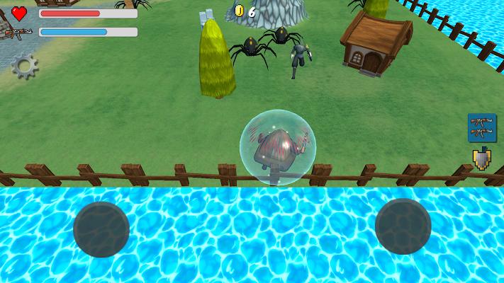 Caca of Duty - screenshot
