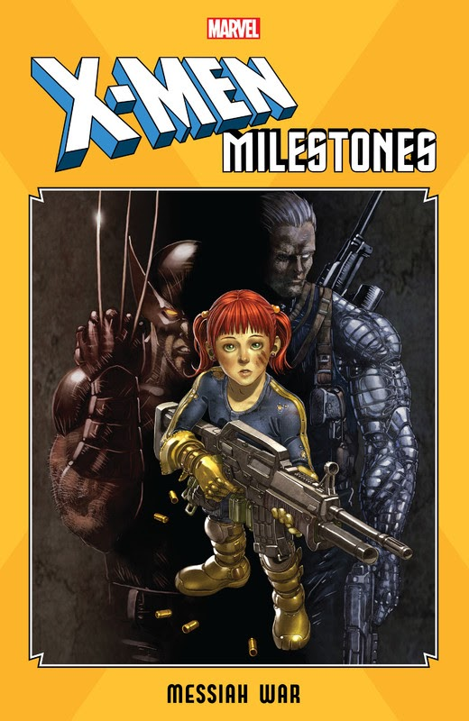X-Men Milestones: Messiah War (2020)