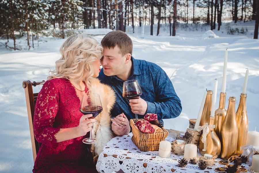 Wedding photographer Elena Budyakova (budyakova). Photo of 21.02.2018