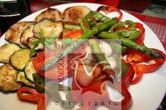 Photo: Parrillada de verduras