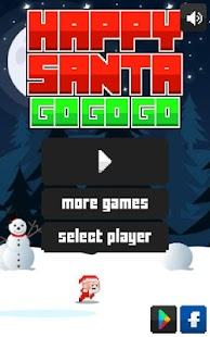 Happy Santa Go Go Go- screenshot thumbnail