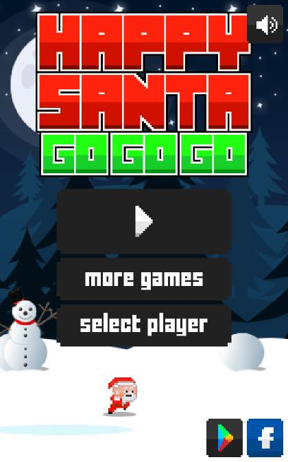 Happy Santa Go Go Go- screenshot