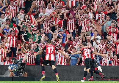 Pas de finale et pas d'Europe ? Les supporters de Bilbao s'en fichent