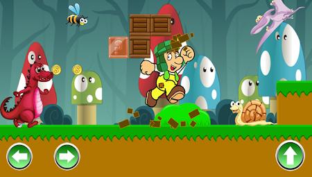 Halloween Monster Run Game 1.0 screenshot 32403