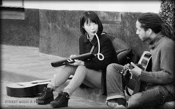 Photo: Street Music à Paris  Art, Culture and Civilization