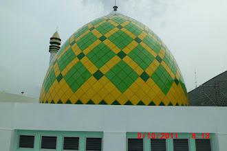 Photo: Kubah-Masjid-Universitas-Muhammadiyah-Purworejo-Jateng