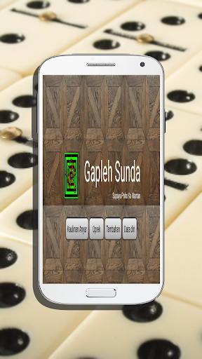 Gaple Sunda