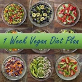 1 Week VEGAN Diet Plan