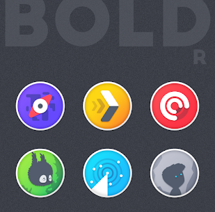BOLDR – ICON PACK APK (MOD,Paid) v2.0 3