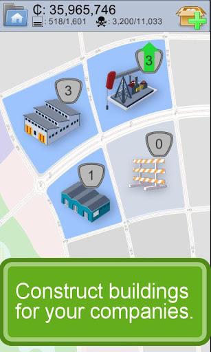 Code Triche Business Tycoon Simulator 2016 APK MOD screenshots 3