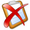 Clipboard Cleaner icon