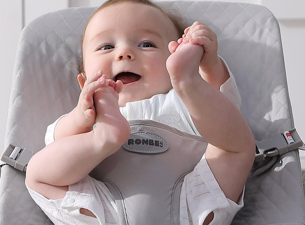 Ghế nhún đa năng cho bé RONBEI BY032