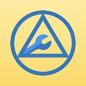 AA App - AA 12 Steps Toolkit icon