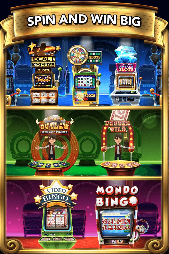 GSN Grand Casino - FREE Slots screenshot #4