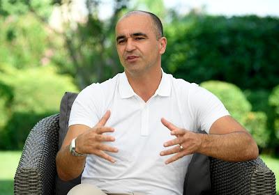 """Exclusif - Roberto Martinez : """"L'exemple des Diables doit stimuler les U21"""""""