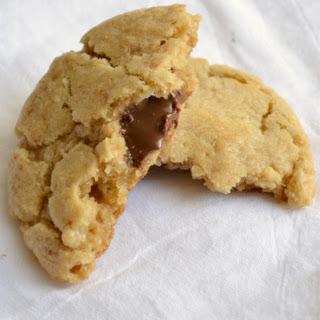 Coconut Nutella Surprise Cookies