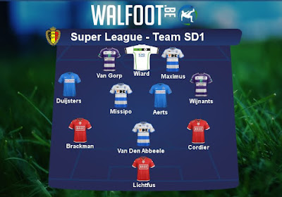 Voici notre équipe de la semaine en Super League
