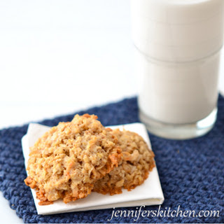 Coconut Chewy Crispies.