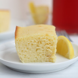 Semolina Yogurt Cake.