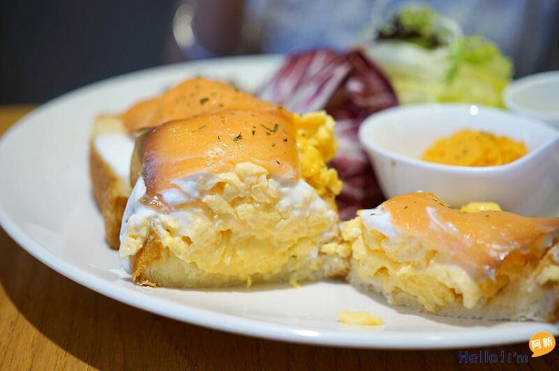 佐曼咖啡館,台北中山區早午餐-1