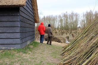 Photo: Met nieuw rieten dak