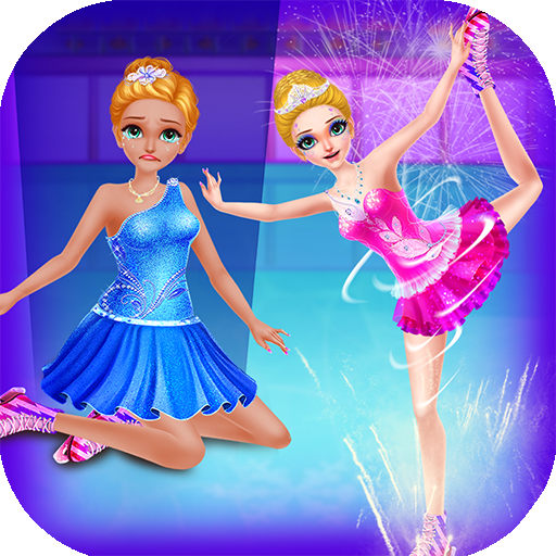 Ice Skaring Princess - Skate