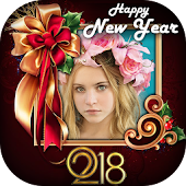 New Year Photo Frame 2018 - Photo Editor