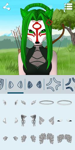 Avatar Maker: Anime screenshot 11
