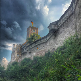Wartburg Castle by Briana Jones - Instagram & Mobile iPhone ( eisenach, wartburg, germany, castle,  )