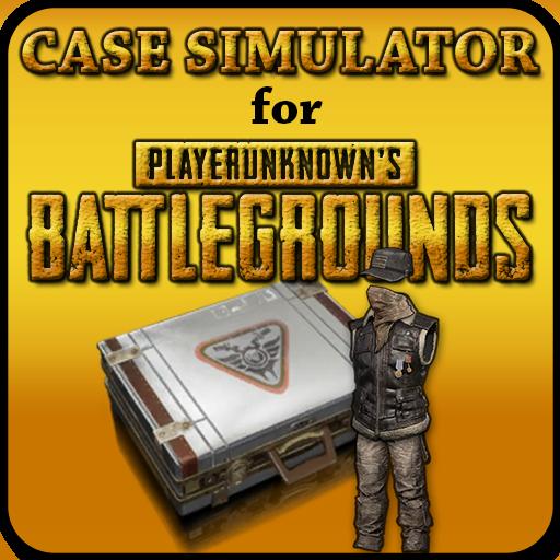 Case Simulator for PUBG game