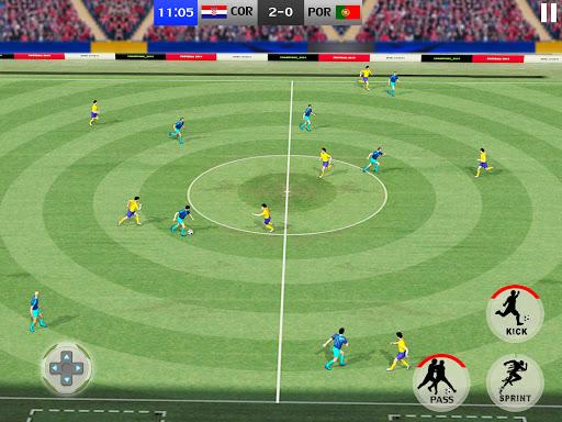 Soccer League Evolution 2019: Play Live Score Game 2.7 screenshots 7