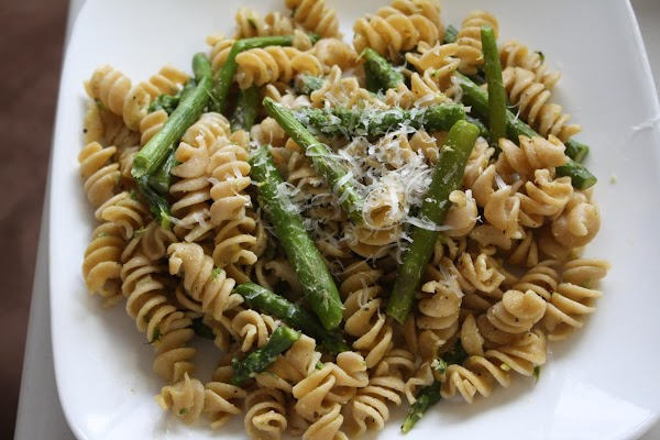 Serve with additional grated cheese.