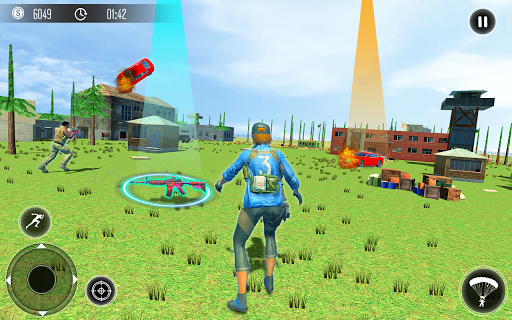 Free Battleground Fire: Firing Squad Shooting Game screenshots 8