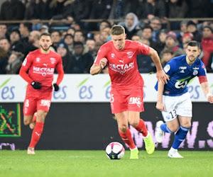 Officiel : Baptiste Guillaume rejoint définitivement Valenciennes