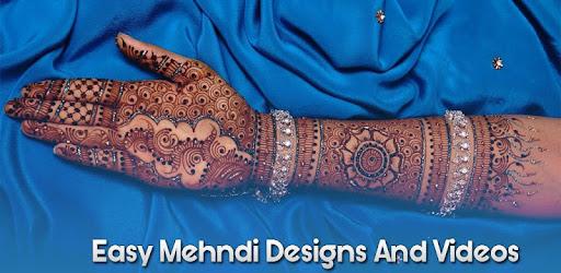 Easy Mehndi Design Videos 2019 Mehndi Designs Thin Apps On Google Play