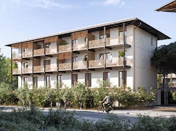 Appartement 4 pièces 65,5 m2