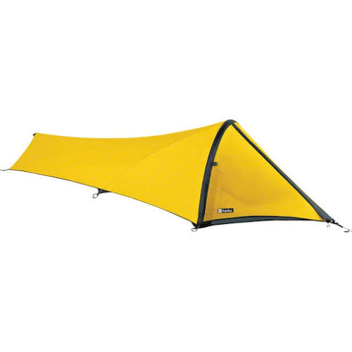 NEMO Gogo Elite Solo Air Supported Shelter: Yellow, 1- person