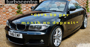 BMW 118D M SPORT CONVERTIBLE, OYSTER LEATHER