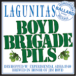Lagunitas Boyd Brigade