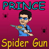 Prince with Spider gun