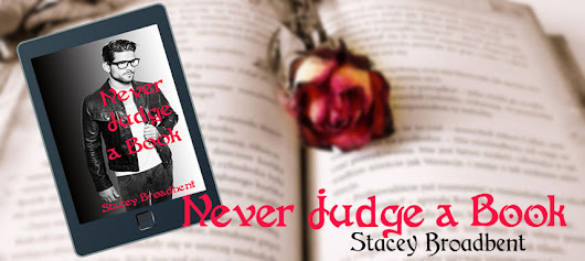 Never Judge a Book by Stacey Broadbent