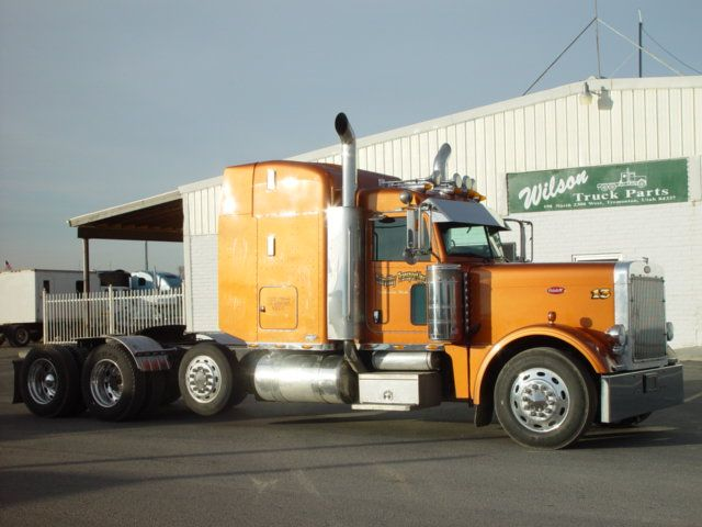 Peterbilt 379 Short Hood 119in BBC Trucks