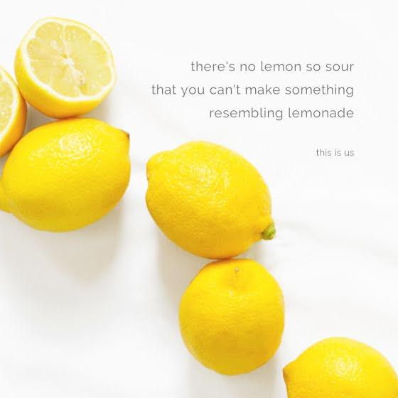 No Lemon So Sour - Instagram Post Template