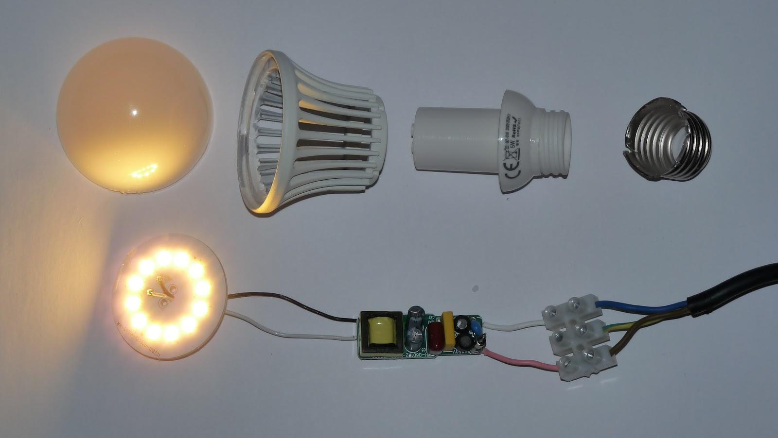 Để giải quyết vấn đề đèn LED không sáng hãy xác định lỗi ở đâu trước khi thay mới