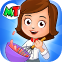 My Town : Bakery - Cooking & Baking Game for Kids icon