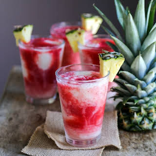 Mixed Drinks With Coconut Rum And Pineapple Juice Recipes.