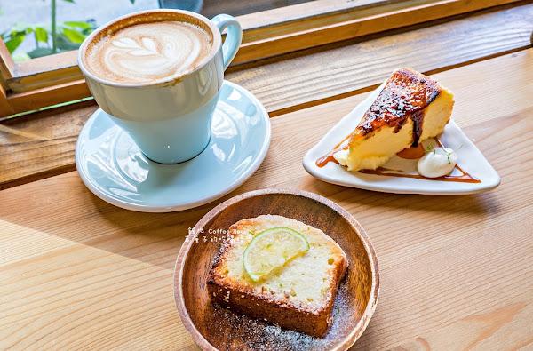 餘地coffee room-環境氛圍甜點都讓人喜歡的咖啡廳