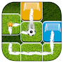 Football - Classic Slide Puzzle Game APK icon