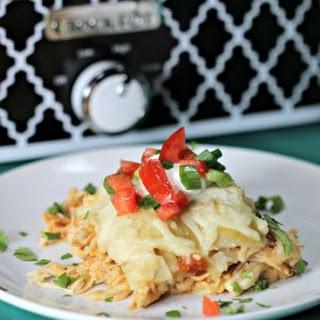 Crock Pot Chicken Enchilada Casserole Recipes.